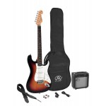 SX Electric Guitar Pack SE1SK-3TS