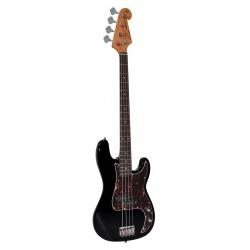 SX 62 vintage P-style electric bass guitar SPB62-BK