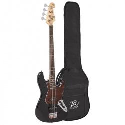 Electric Bass Guitar BD1-BK