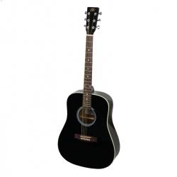 Akustiskā ģitāra SX MD180 BK