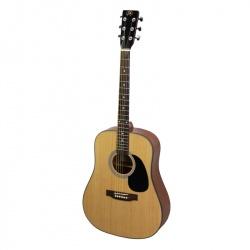 Akustiskā ģitāra SX MD180 NA