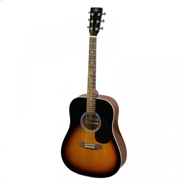 Akustiskā ģitāra SX MD180 VS