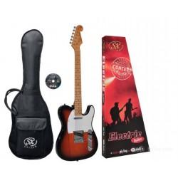 Elektriskā ģitāra STL50-2TS