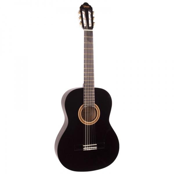 3/4 Classical Guitar Valencia VC103-BK