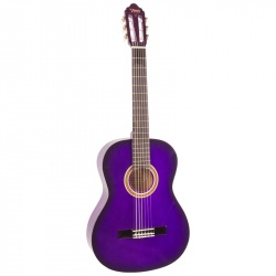 3/4 Classical Guitar Valencia VC103-PPS