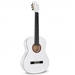 3/4 Classical Guitar Valencia VC103-WH