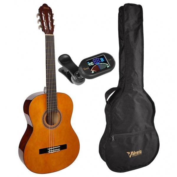 Klasiskā ģitāra Valencia VC104K