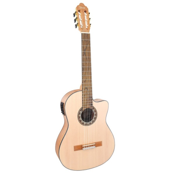 Valencia classical guitar with pickup VC304-CE