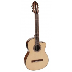 Valencia classical guitar with pickup VC564CE