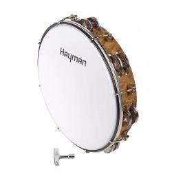 Hayman tambourine MT6-122-NE