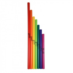 Boomwhackers Bass set BBR-1004