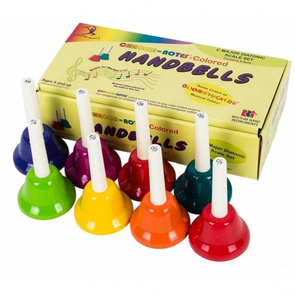 Hand Bells Set CNHB-D
