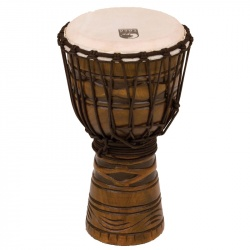 "Toca 8"" African Mask Djembe TODJ-8AM"