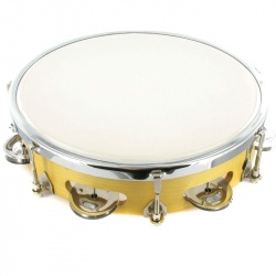 Peace tunable tambourine RH-3-0806