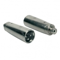 XLR - RCA adapteris Boston AT-500