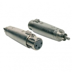 XLR - RCA adapteris Boston AT-510