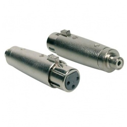 Boston XLR - RCA adaptor AT-520