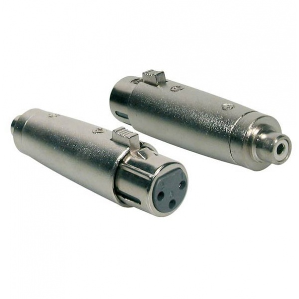 XLR - RCA adapteris Boston AT-520