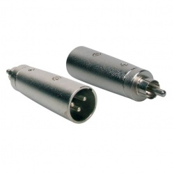 XLR - RCA adapteris Boston AT-530