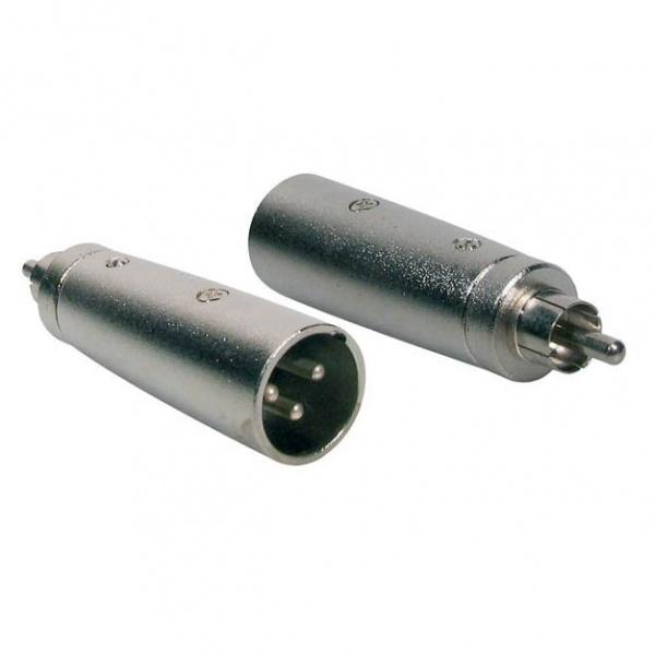 XLR - RCA adapteris Boston AT-530