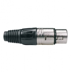 Boston XLR plug  XLR-3-FV