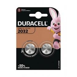 Battery Duracell CR2032