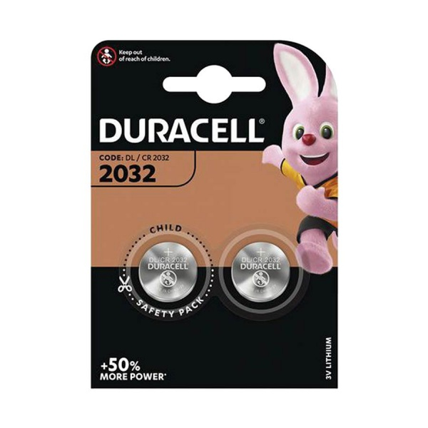 Battery Duracell CR2032