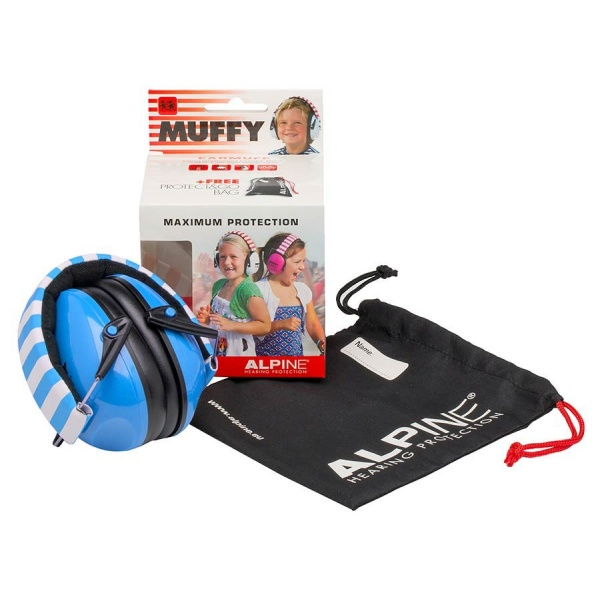 Alpine Muffy Music earmuff ALP-MUF-BU