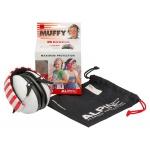 Alpine Muffy Music earmuff ALP-MUF-WH