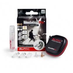 Alpine earplugs MusicSafePro Transparent