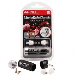 Alpine earplugs Musicsafe Classic V2