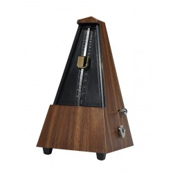 Boston mechanical metronome with bell BMM-100-WG