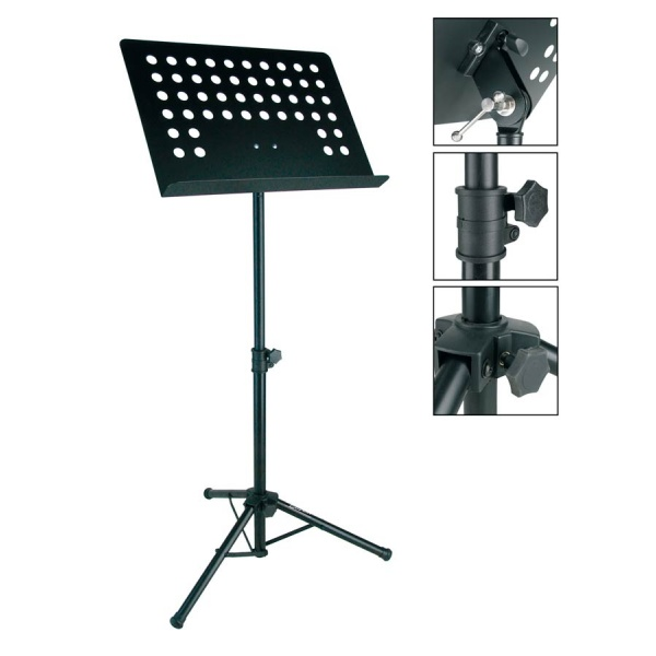 Boston metal music stand OMS-302