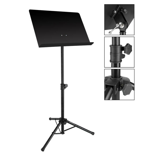 Boston metal music stand OMS-312
