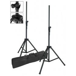 Speaker stand set BS-105-BKB