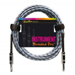 Boston Braided Pro instrument cable GC266-6 (6m)