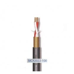 Balanced microphonic cable MCR 2022
