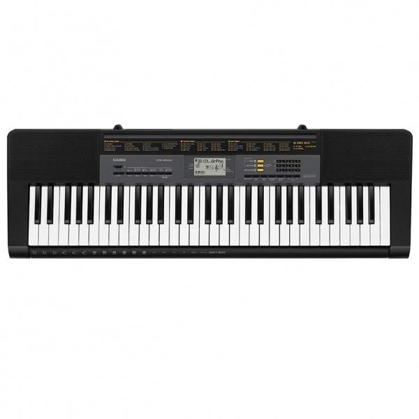 Casio Portable Keyboard CTK-2500