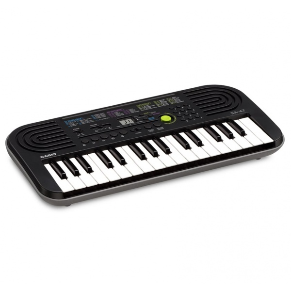 Casio Mini Keyboard SA-47H