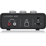 Behringer USB Audio Interface U-Phoria UM2