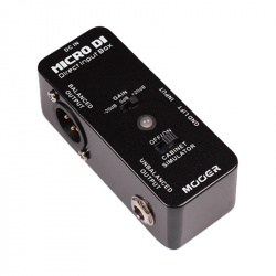 Ģitāras Direct Box Mooer Micro Di