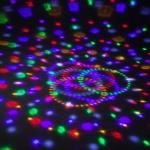 LED Crystal Ball Soundsation CB-630