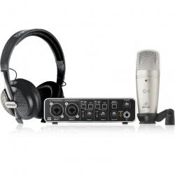 Behringer USB Audio Interface U-Phoria Studio PRO