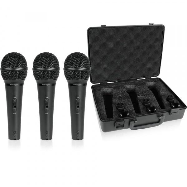Behringer 3 Microphones Set XM1800S