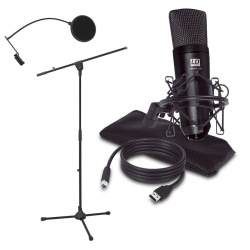 LD Systems USB Condenser Microphone PODCAST-2