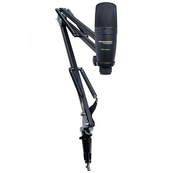 Kondensatora mikrofons Marantz Pod Pack 1 USB