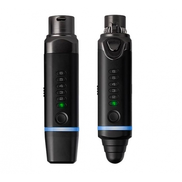 NUX wireless system with XLR transmitter and receiver B-3
