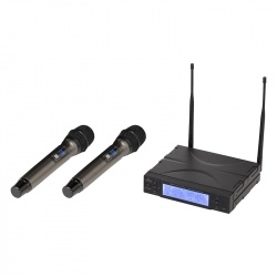 UHF Dual Digital Wireless Microphone System WF-U2300HH