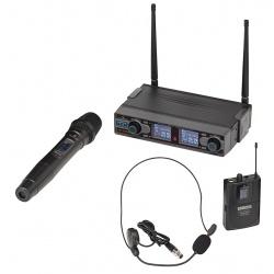 UHF bezvadu mikrofonu sistēma WF-D290HP