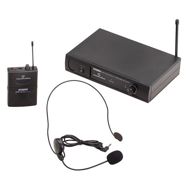 UHF Wireless Microphone System WF-U11PA